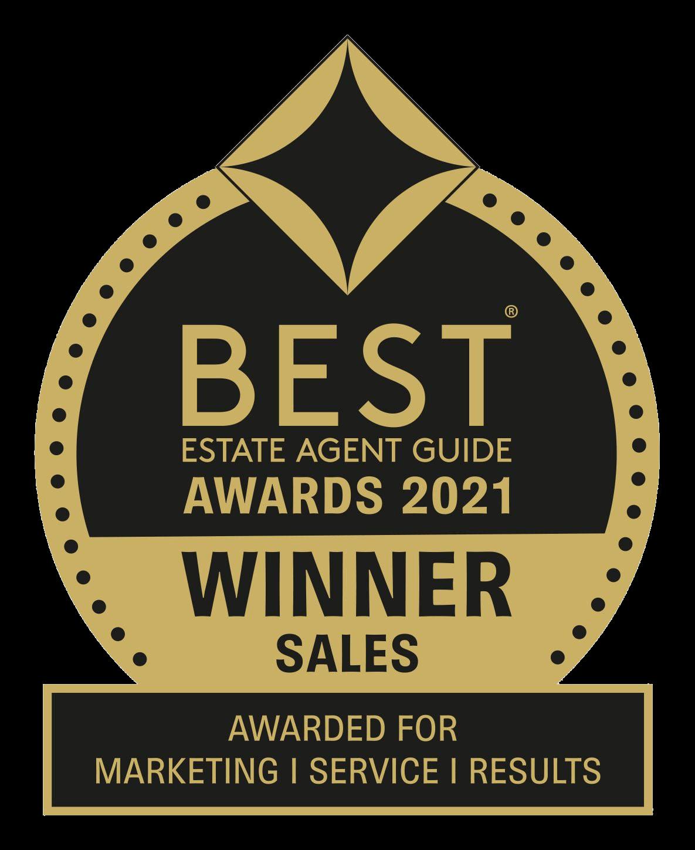 Best Estate Agent Guide Winner | Farrow & Farrow
